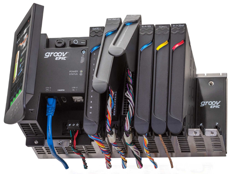 Groov EPIC features and specs Cirrus Link Solutions
