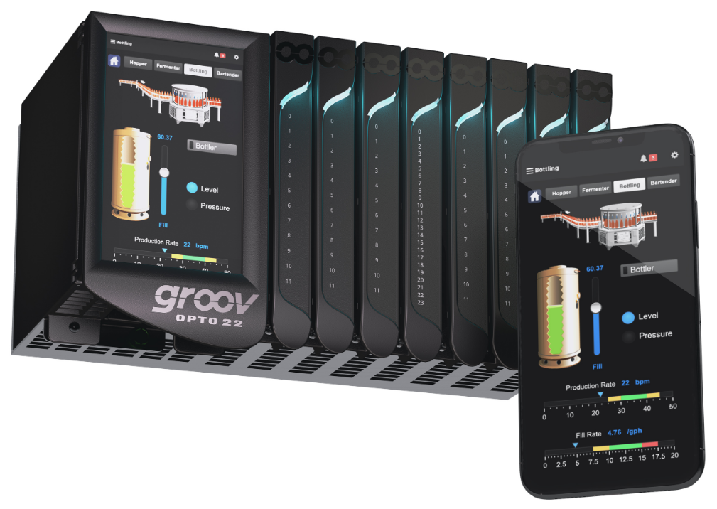 Edge Device groov opto 22 Cirrus Link Solutions