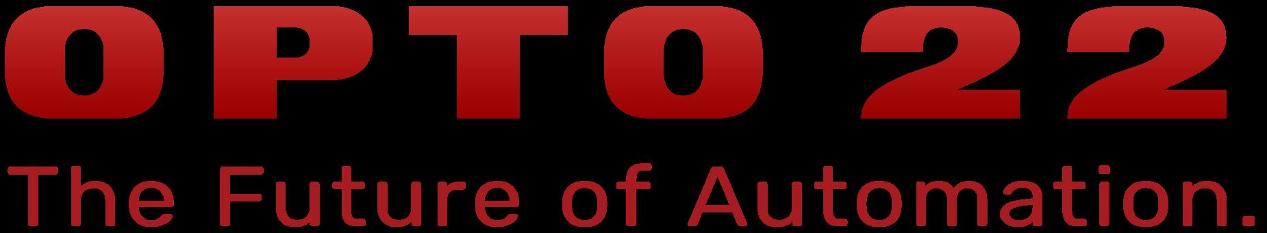 Opto 22 The Future Of Automation logo